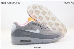Men Nike Air Max 90 Running Shoe 414