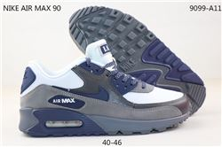 Men Nike Air Max 90 Running Shoe 415