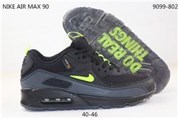 Men Nike Air Max 90 Running Shoe 417