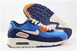 Men Nike Air Max 90 Running Shoe 420