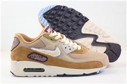 Men Nike Air Max 90 Running Shoe 421