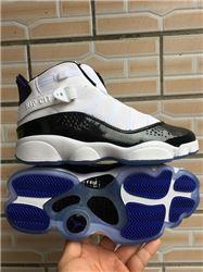 Women Air Jordan VI Rings Sneakers 318