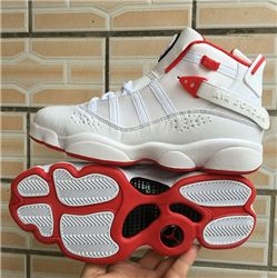 Women Air Jordan VI Rings Sneakers 319