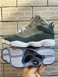 Women Air Jordan VI Rings Sneakers 321