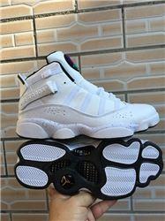 Men Air Jordan VI Rings Basketball Shoes 431