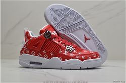 Women Sneaker Air Jordan 4 Retro AAAA 317