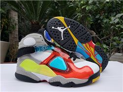 Men Air Jordan VIII Retro Basketball Shoes 248