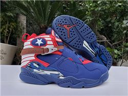 Men Air Jordan VIII Retro Basketball Shoes 250