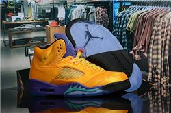 Men Air Jordan V Retro Basketball Shoes 397