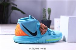 Men Nike Kyrie 6 Basketball Shoes 589