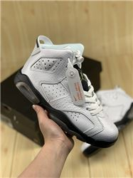 Women Air Jordan VI GS Alligator Sneakers AAA...