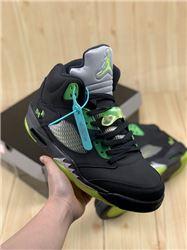 Men Air Jordan V Retro Basketball Shoes AAAAA 400