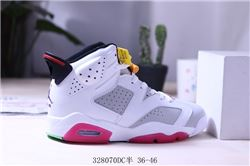 Men Air Jordan VI Basketball Shoes AAAA 438