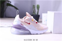 Women Nike Air Max 270 Sneakers 386
