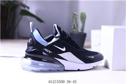 Men Nike Air Max 270 Running Shoes 516