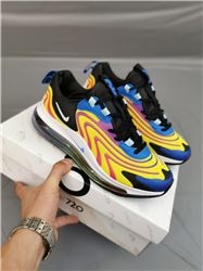 Men Nike Air Max 720 React Running Shoes 437
