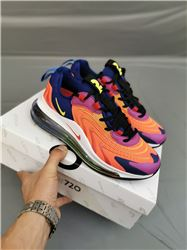 Men Nike Air Max 720 React Running Shoes 439