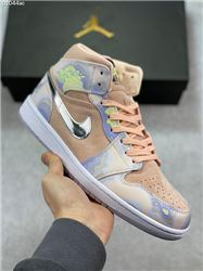 Women Air Jordan 1 Retro Sneaker AAAA 665