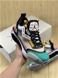 Men Air Jordan XXXIV Basketball Shoes AAAAA 2...