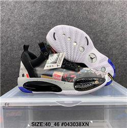 Men Air Jordan XXXIV Basketball Shoes AAAA 248
