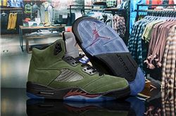 Men Air Jordan V Retro Basketball Shoes 401
