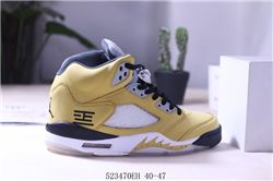 Men Air Jordan V Retro Basketball Shoes AAAA ...