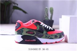 Women Nike Air Max 90 Sneakers AAA 329