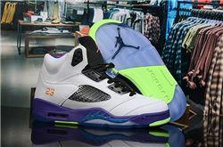 Men Air Jordan V Retro Basketball Shoes 409