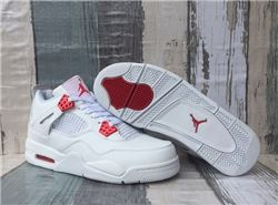 Men Air Jordan IV Basketball Shoes 518
