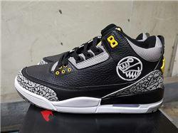Men Air Jordan III Retro Basketball Shoes 383