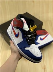 Men Air Jordan I Retro Basketball Shoes AAAAA 961