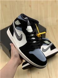 Men Air Jordan I Retro Basketball Shoes AAAAA 962