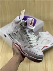 Women Sneaker Air Jordan V Retro AAAAA 271