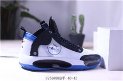 Men Air Jordan XXXIV Basketball Shoes AAAAA 259