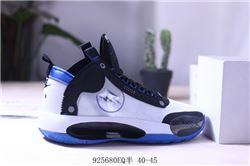 Men Air Jordan XXXIV Basketball Shoes AAAAA 259
