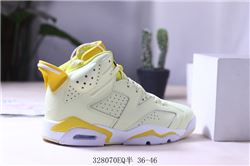 Women Air Jordan VI Retro Sneakers AAAA 327