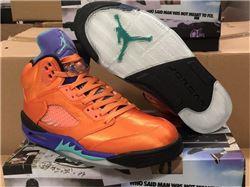 Men Air Jordan V Retro Basketball Shoes AAAAA 412