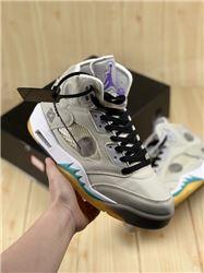 Men Air Jordan V Retro Basketball Shoes AAAAA 414