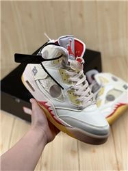 Men Air Jordan V Retro Basketball Shoes AAAAA 413