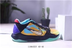 Men Nike Zoom Kobe 5 Protro Basketball Shoes AAA 630