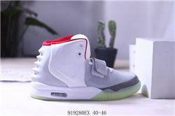Men Nike Air Yeezy 2 Shoes 202