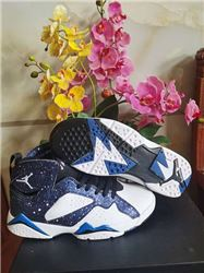 Men Air Jordan VII Retro Basketball Shoes 396