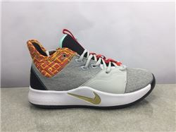 Men Nike Paul 3 Basketball Shoe 306