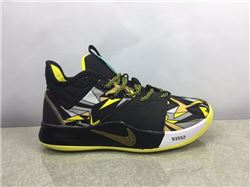 Men Nike Paul 3 Basketball Shoe 307