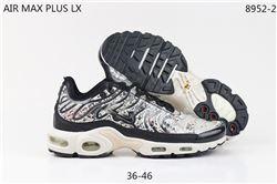Men Nike Air Max Plus LX Running Shoes 436