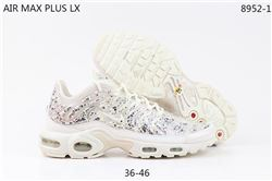 Men Nike Air Max Plus LX Running Shoes 437