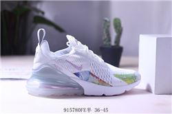 Women Nike Air Max 270 Sneakers AAA 398