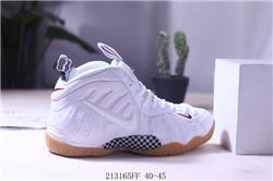 Men Nike Air Foamposite Pro Basketball Shoes 343