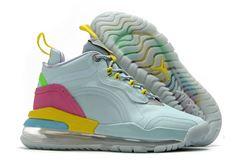 Men PSG x Jordan Aerospace 720 Basketball Shoes AAA 397