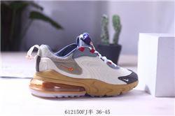 Men Nike Air Max 270 Running Shoes 525